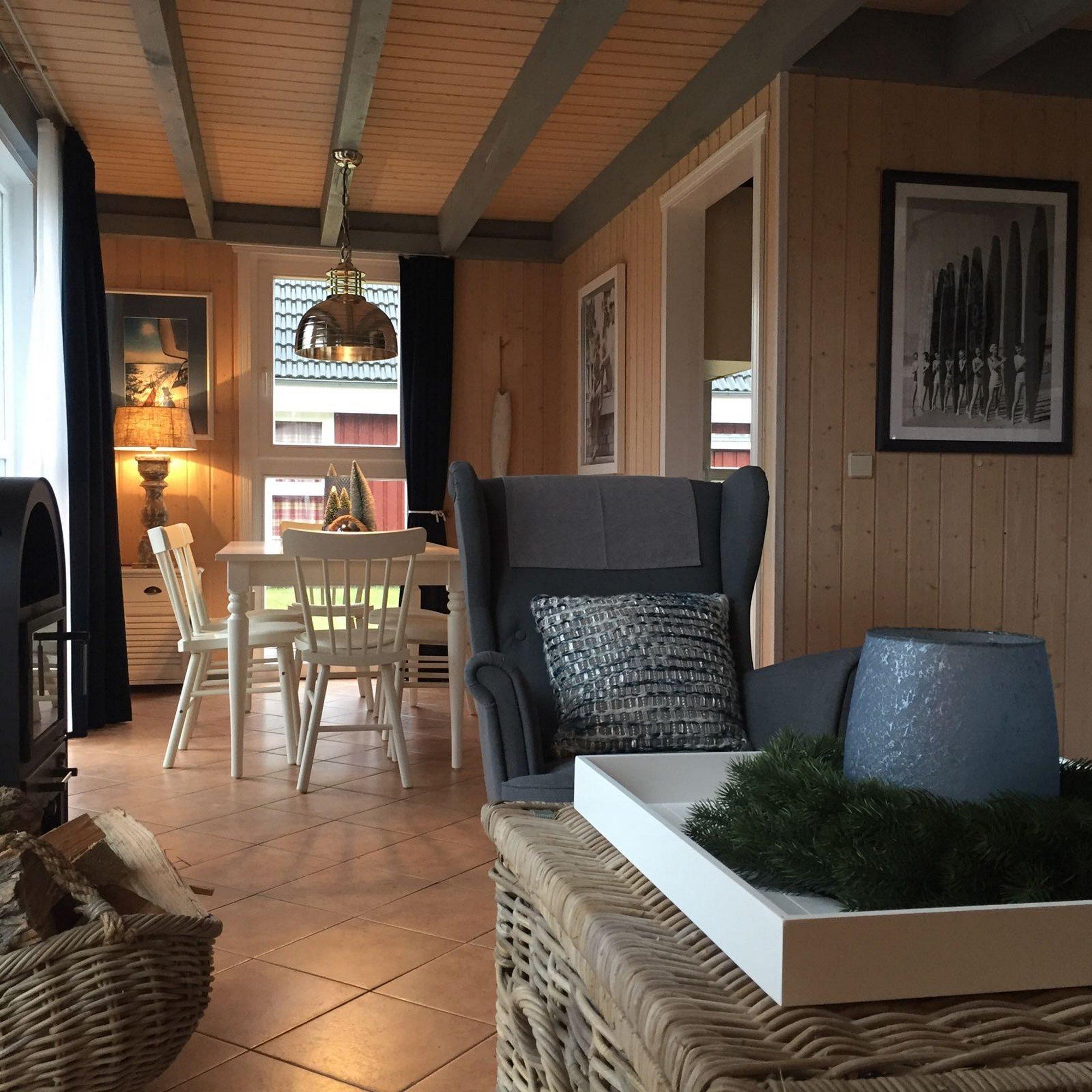 Wohnzimmer Ideen mit gemütlichem Landhausstil