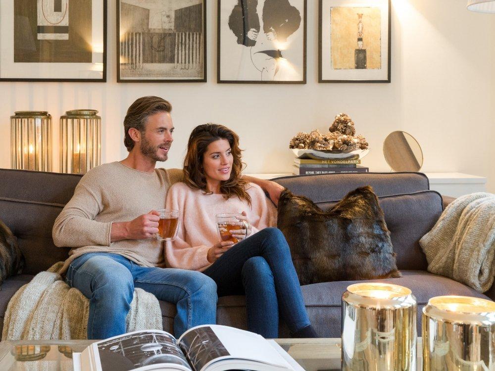 Wohnzimmereinrichtung - Mit eleganten Ideen erschafft Fischers Fine Interiors stilvolles Ambiente