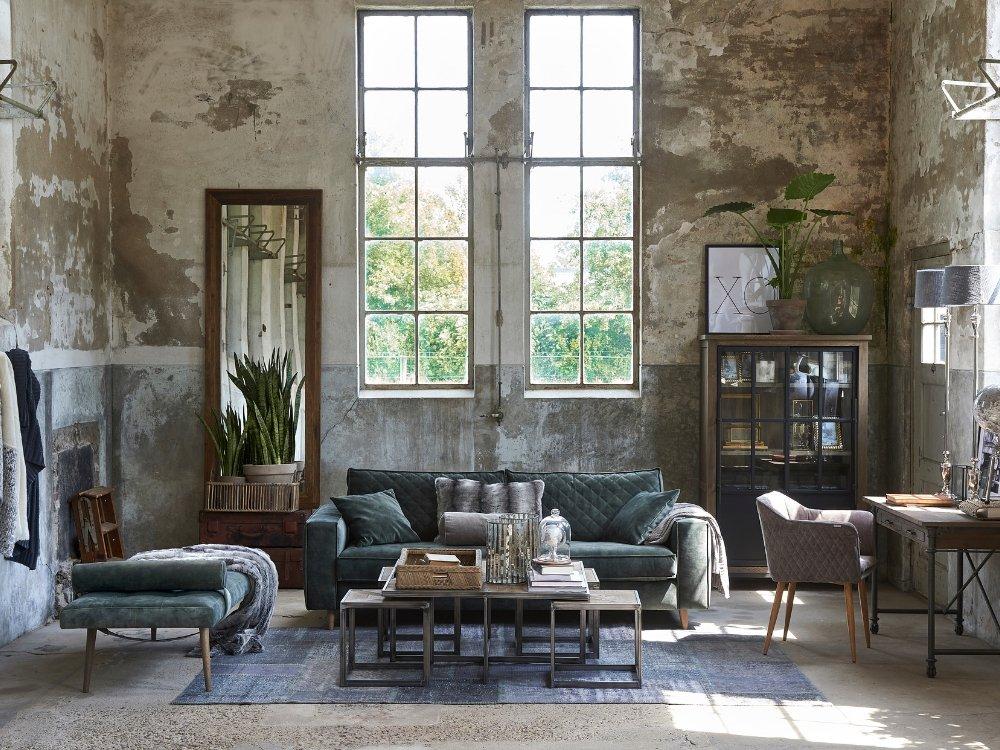 Wohnzimmereinrichtung mit Fischers Fine Interiors garantiert wohnlichen Stil