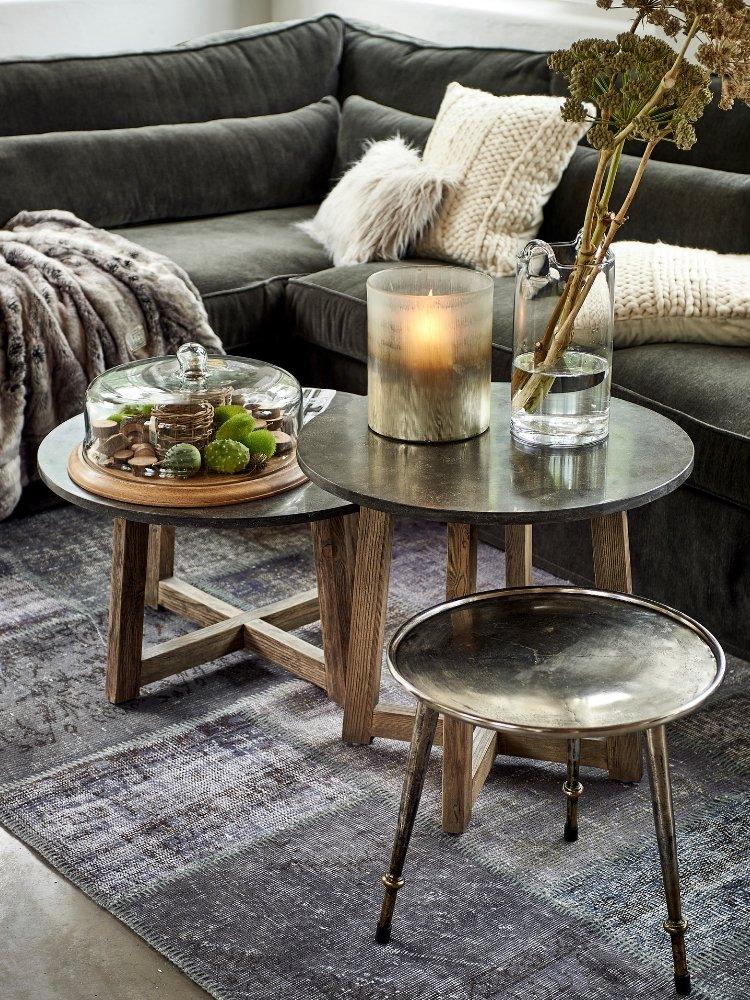 Inneneinrichtung Wohnzimmer - Gemütlich durch Fichers Fine Interiors