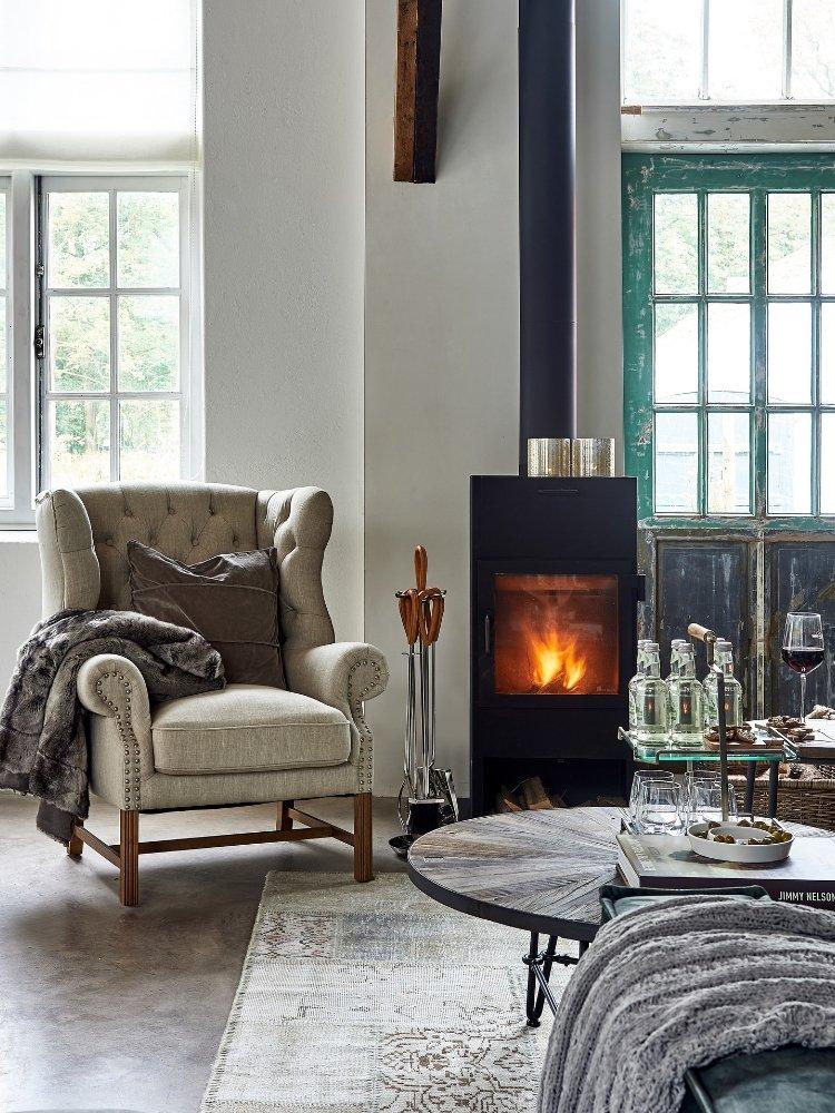 Inneneinrichtung Wohnzimmer - Fischers Fine Interiors sorgt für Wohlfühl-Atmosphäre