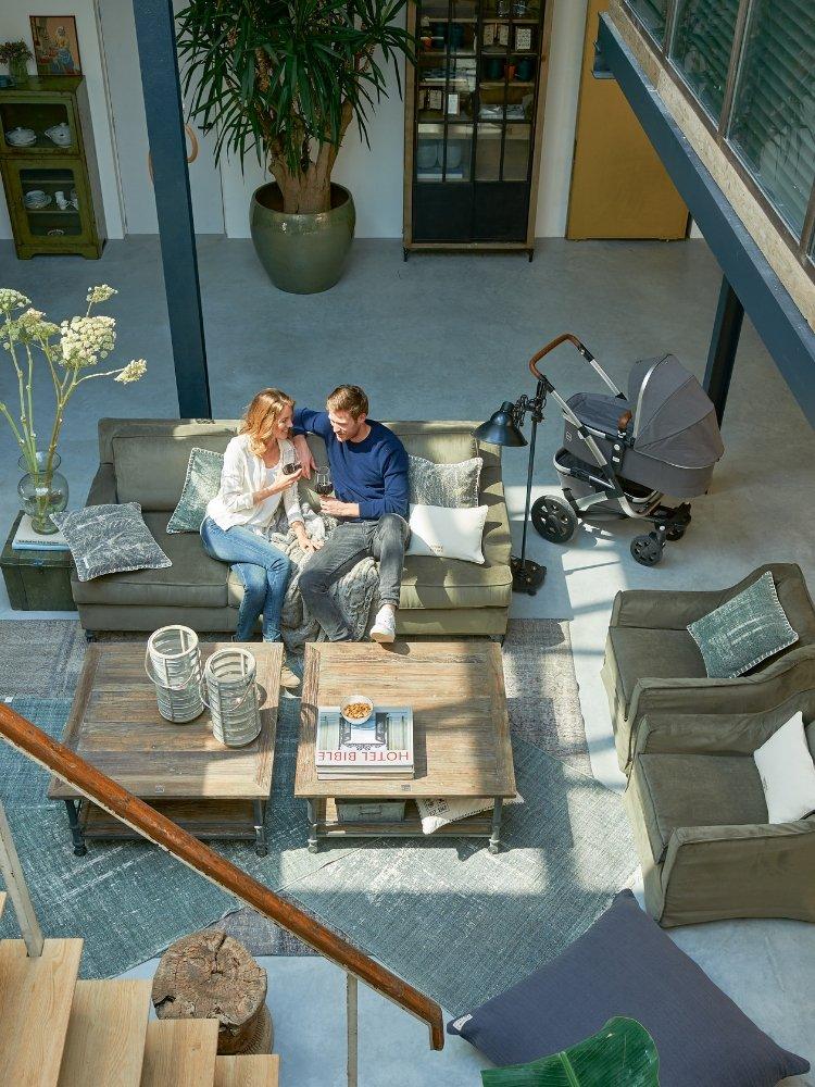 Wohnzimmer modern - Gemütlich und stilvoll einrichten