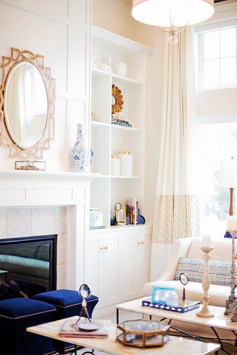 Wohnzimmer modern - Wphlfühlambiente durch moderne Einrichtung