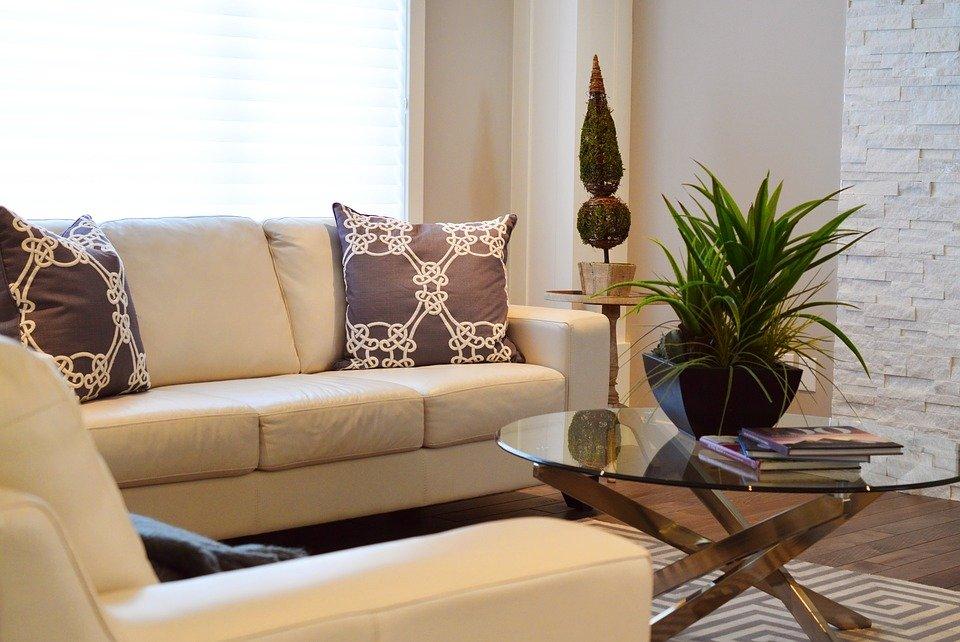 Wohnzimmer modern - Stil und Wohnlichkeit mit Ficher's Fine Interiors