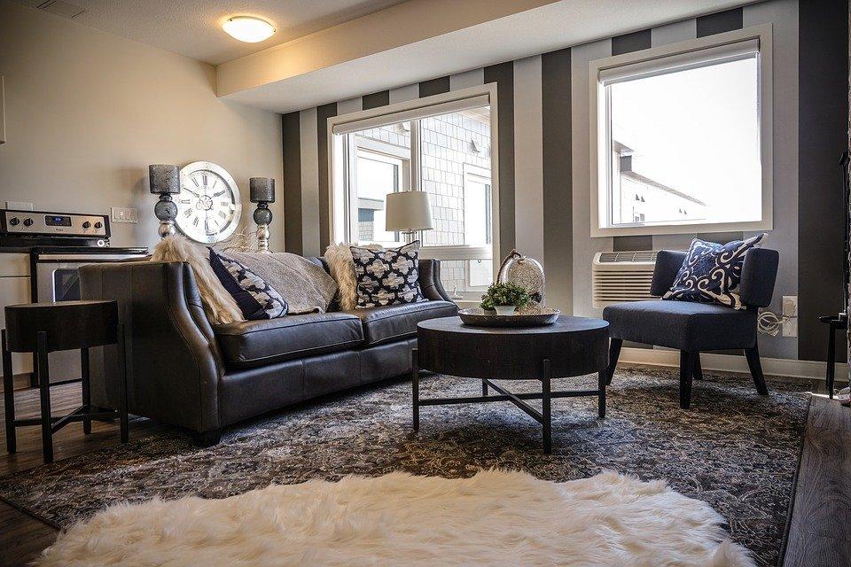 Wohnzimmer modern einrichten mit Fischer's Fine Interiors